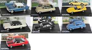 OPEL-Modele-Collection-Masstab-1-43-Auto-De-Agostini-choix