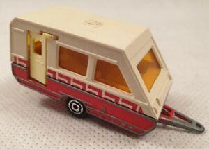 Vintage-Majorette-Caravane-Rotating-Door-Model-325-1-70-Made-in-France-1970s