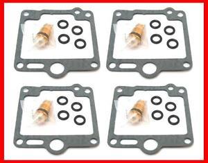 KR-Carburetor-Carb-Rebuild-Repair-Kits-x4-CAB-Y21-YAMAHA-FJ-1100-84-87