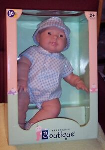 New Retired 2010 Berenguer Doll 18 Quot All Vinyl Lucas Boy