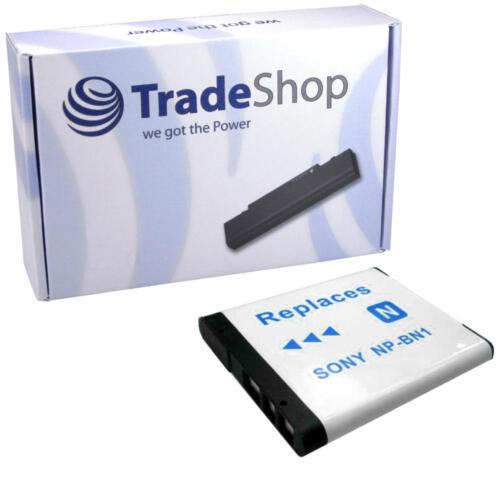 Bateria para Sony CyberShot dsc-w-560 dsc-w-570 dsc-wx-7