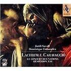 Jordi Savall - , Dominique Fernandez: Lachrimae Caravaggio (2017)