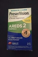 PreserVision ®  AREDS 2 Formula, Eye Vitamin Soft Gels 120 ea Exp 05/2018+
