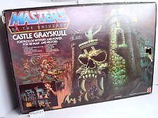 MOTU, Castle Grayskull, MIB, Mint in box, Masters of the Universe, complete, NIB