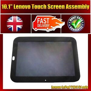 """10.1"""" Lenovo IdeaPad LePad S1 Y1011 LED Screen and Touch Digitizer Assembly"""