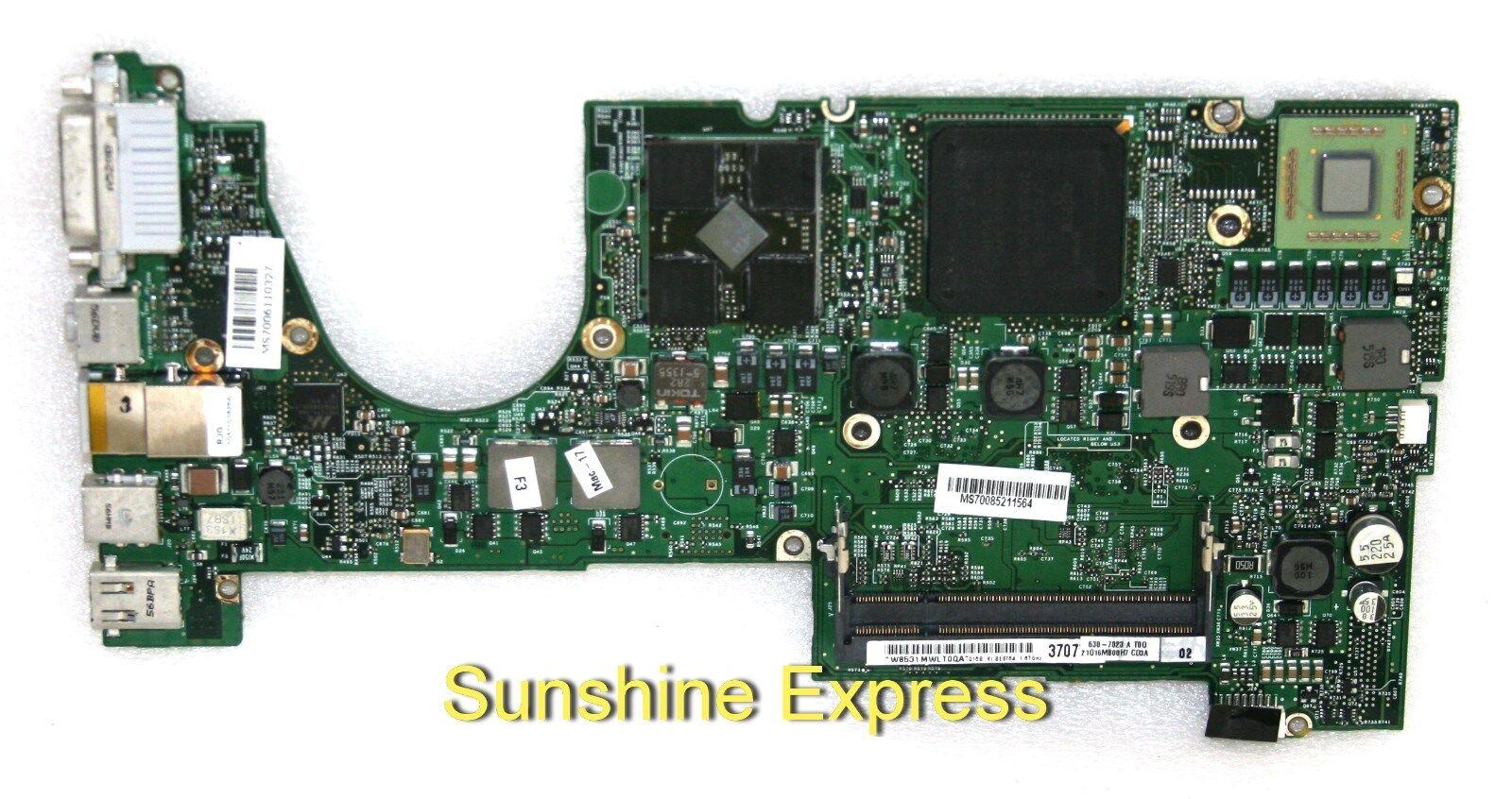 "Apple PowerBook G4 17/"" M9462LL//A A1085 1.5GHz Logic Board 820-1615-A 661-3273"