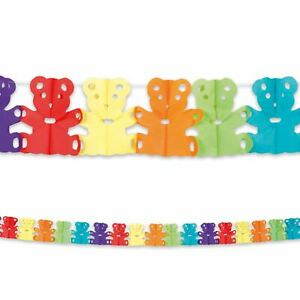 4m-Garland-Bunting-with-Teddy-Bear-Shape-Multi-Coloured-Birthday-Party