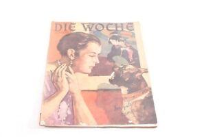 Age-Print-Week-Booklet-46-Der-Gute-Comrade-Old-Vintage-Collector