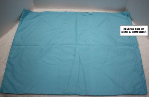5 7 pc Circo Reversible COMFORTER /& SHEET Set RUGBY Stripe BLUE Green Gray