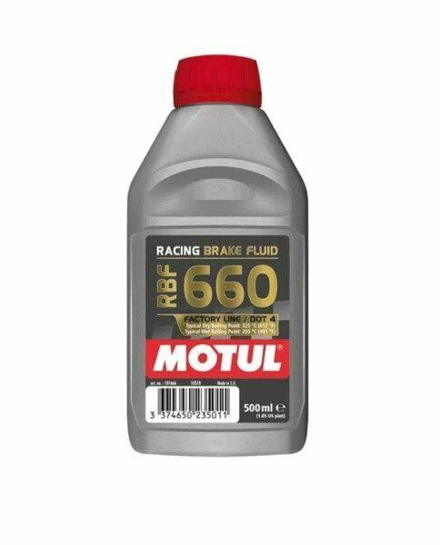 Motul RBF 660 racing brake fluid 500ml