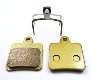 Hope Mini 2001 2 Pot DB102 5 Endura Semi Metallic Sintered Disc Brake Pads TBS