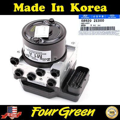 Genuine Hyundai Kia ABS Hydraulic Module 589202E000