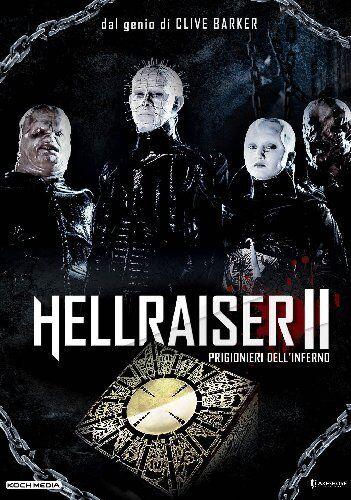 HELLRAISER 2  DVD HORROR