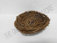 4 Pottery Barn Easter Dining Dinner Table Plate Bird Placecard Nest Twig Charger