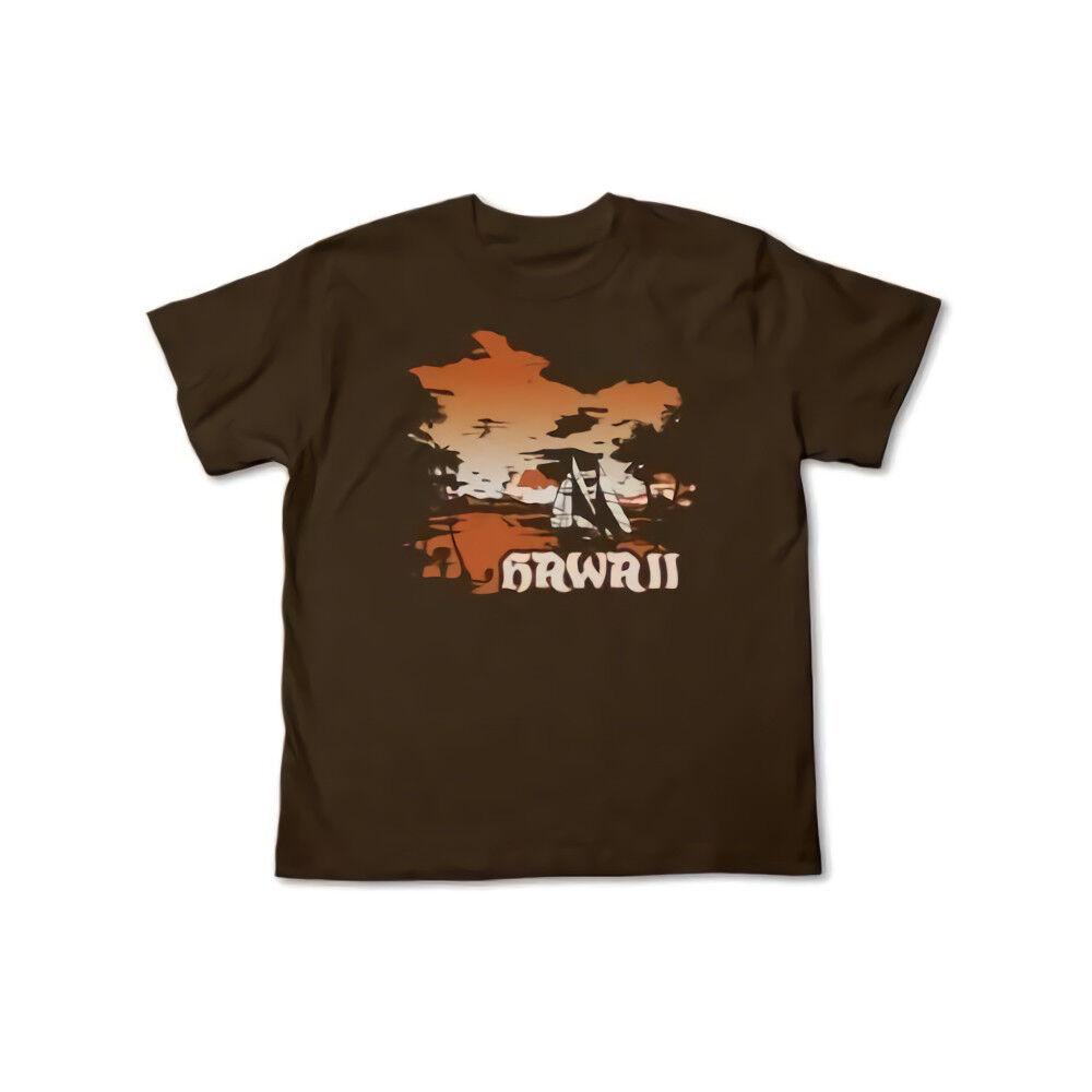 Utsurun desu.wtend otter dunkelbraunes t - shirt