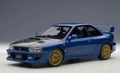 AUTOart 78603 Subaru Impreza 22B 1998