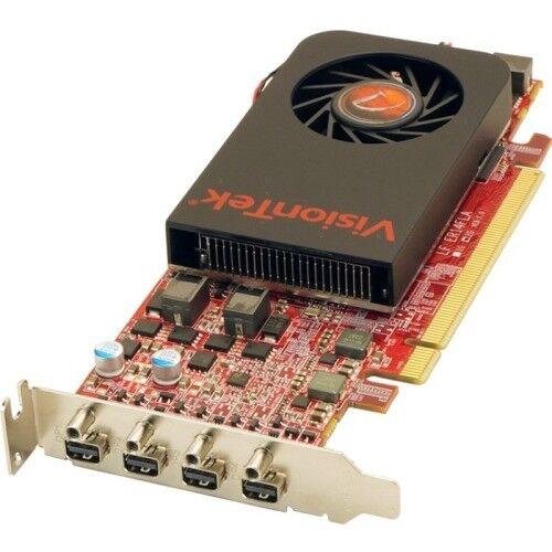 VisionTek Radeon 7750 SFF 2GB GDDR5 4M 4x miniDP