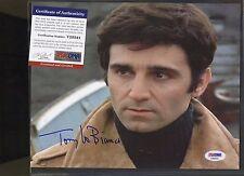 TONY LO BIANCO Signed 8x10 Photo PSA/DNA COA Autograph AUTO