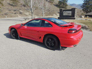 1992 Dodge Stealth RT Twin Turbo AWD on Collector Plates