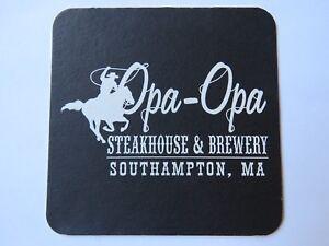 Bière Dessous De Verre ~ ~ Opa-opa Brewing Co~ Southampton,massachusetts ~ ~ Rzvqq2rn-07234811-600966364