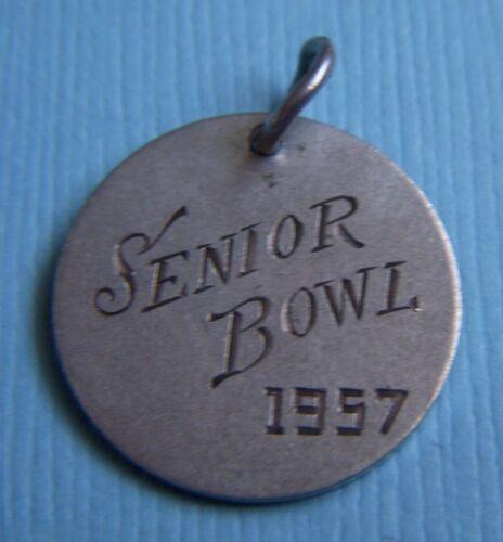 Vintage Senior Bowl 1957 sterling charm