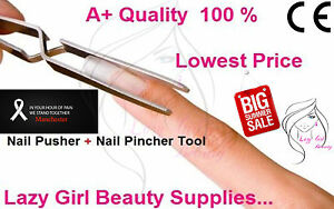 Image Is Loading Nail Magic Wand C Curve Pinching Tool Multi
