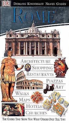 Rome (DK Eyewitness Travel Guide), Ercoki, Olivia,Belford, Ros, Very Good Book