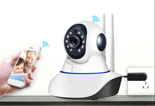 2MP HD 1080P PTZ Wifi IP Camera IR-Cut Night Vision Two Way Audio Baby Monitor