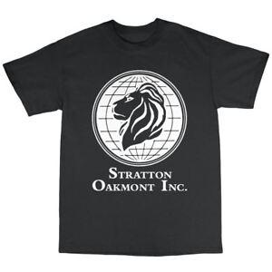 Stratton Oakmont T-shirt 100% Coton-afficher Le Titre D'origine
