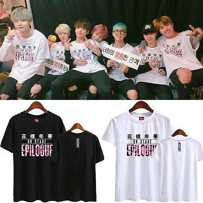 BTS KPOP T-SHIRT TSHIRT TEE EPILOGUE Young Forever BANGTAN BOYS JUNGKOOK JIMIN V
