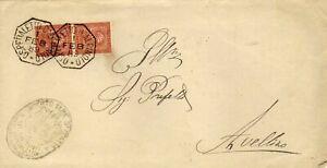 1889-collettoria-034-Ospedaletto-d-039-Alpinolo-034-su-lettera-coppia-c-2-DLR