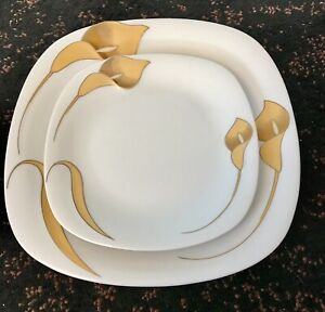 MODERN-DINNERWARE-SET-FOR-6-FINE-CHINA-TOWN-HOUSE-COLLECTION-STUNNING-SET
