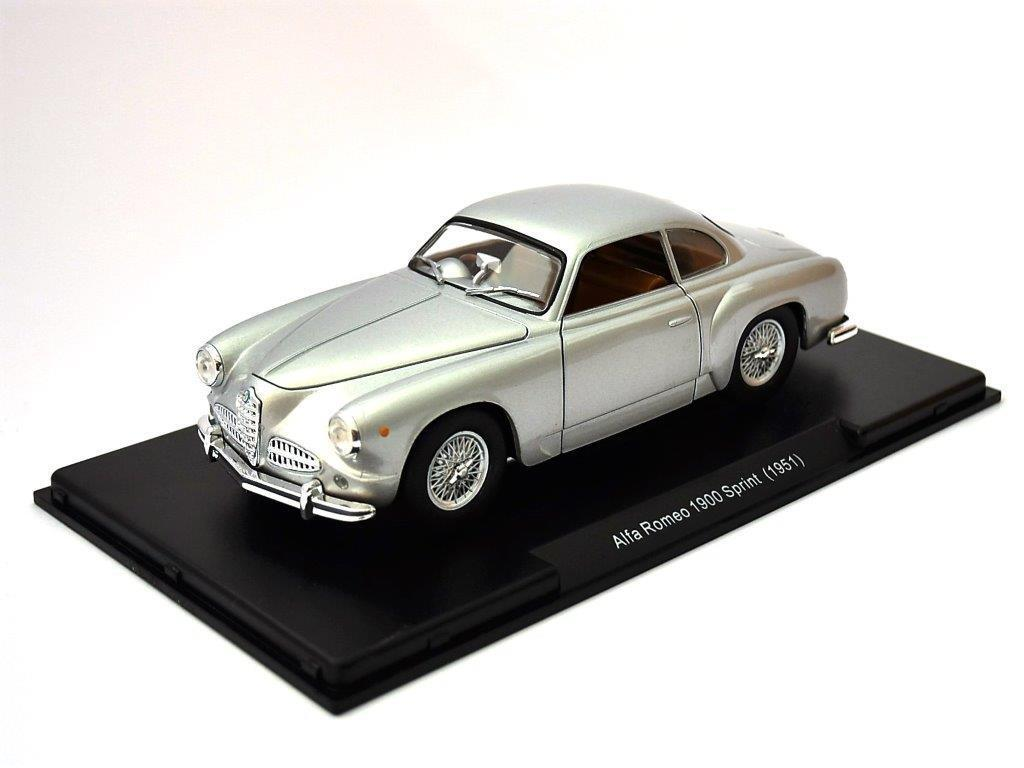 Alfa Romeo 1900 Sprint (1951) scale 1 24