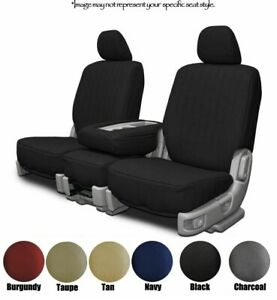 Seat Covers Leatherette For Ford Bronco Coverking Custom Fit