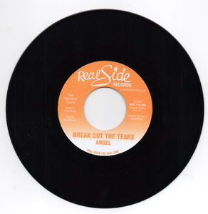 ANGEL-Break-Out-The-Tears-Soothe-You-MODERN-SOUL-45-REAL-SIDE-7-034-VINYL