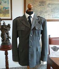WW2 Ripr Giacca Ufficiale M 40 Gabardine Regio Esercito Italiano Guerra Mondiale
