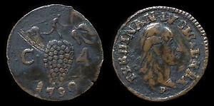 pci1144-Napoli-Regno-Ferdinando-IV-4-Cavalli-1790