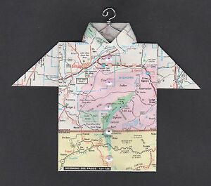 Origami-Map-Shirt-Bighorn-Canyon-Billings-Crow-Reservation-Montana-Wyoming