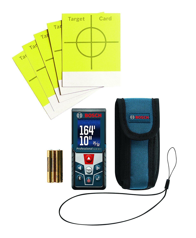 Bosch BLAZE GLM 50 C 165 ft. Laser Measure