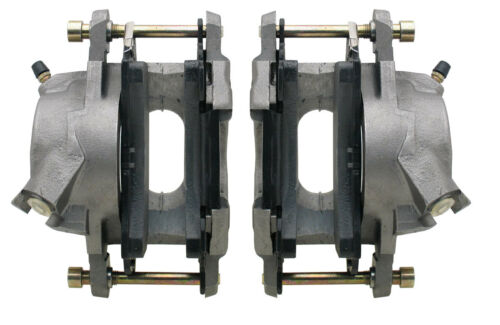 4039 /& 4040 GM Single Piston Calipers Brand New Loaded with Pads