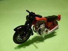 LESNEY MATCHBOX 8 HONDA HONDARORA MOTOR CYCLE - 1:32? - VERY GOOD CONDITION