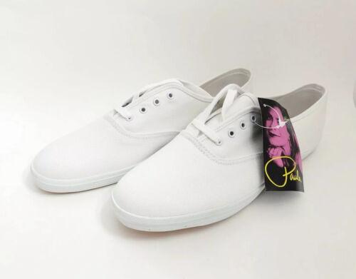 vintage LA gear canvas sneakers shoes paula abdul