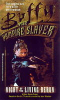 ^Buffy The Vampire Slayer  Night of the Living Rerun  -Arthur Byron (Paperback,