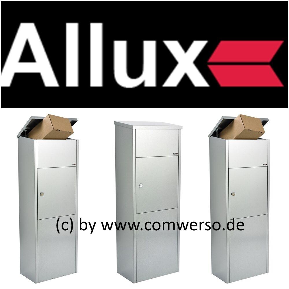 Allux 600 Paketbriefkasten in verzinkt