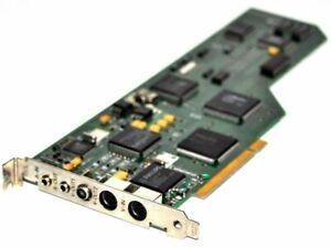 FAST Multimedia AG 104387 103252 AV Master BMK PCI Audio Video Capture PC Karte