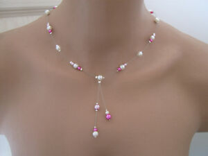 mariage collier perle