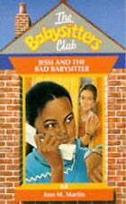 Jessie and the Bad Babysitter (Babysitters Club), Martin, Ann M., Good Book