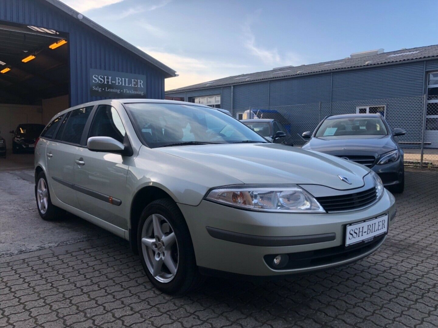 Renault Laguna II 1,6 Authentique Pack stc. 5d - 4.980 kr.