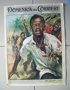 DOMENICA-DEL-CORRIERE-N-9-26-Febbraio-1961