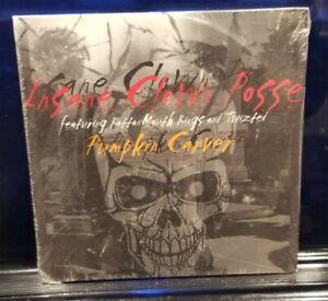 Insane Clown Posse - Pumpkin Carvers Hallowicked 1998 CD SEALED twiztid kmk icp